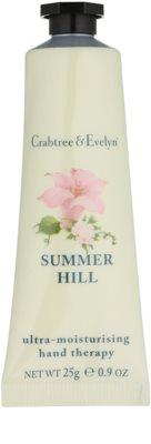 Crabtree & Evelyn Summer Hill® intenzivní hydratační krém na ruce