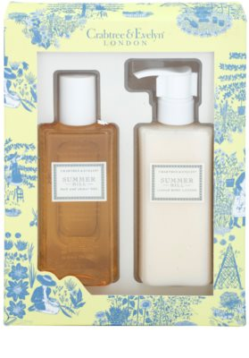 Crabtree & Evelyn Summer Hill® kozmetični set I. 1