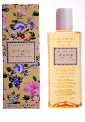 Crabtree & Evelyn Summer Hill® gel de ducha y para baño 1