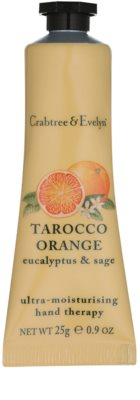 Crabtree & Evelyn Tarocco Orange creme intensivo hidratante para mãos