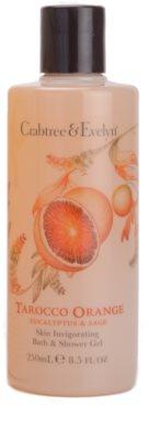 Crabtree & Evelyn Tarocco Orange gel de duche e banho