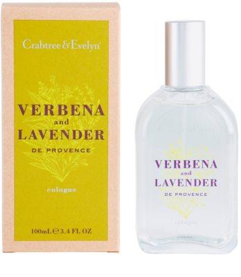 Crabtree & Evelyn Verbena & Lavender Eau de Cologne für Damen