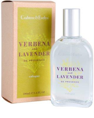 Crabtree & Evelyn Verbena & Lavender Eau de Cologne für Damen 1