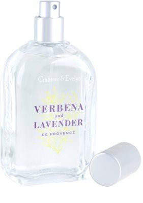 Crabtree & Evelyn Verbena & Lavender Eau de Cologne für Damen 3