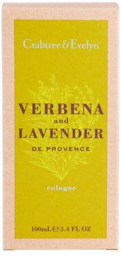 Crabtree & Evelyn Verbena & Lavender Eau de Cologne für Damen 4