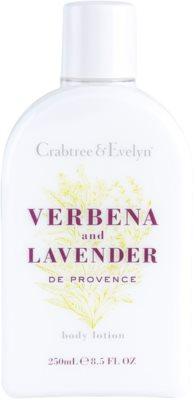 Crabtree & Evelyn Verbena & Lavender telové mlieko