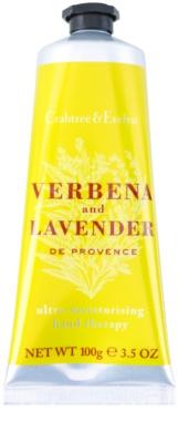 Crabtree & Evelyn Verbena & Lavender creme hidratante para mãos