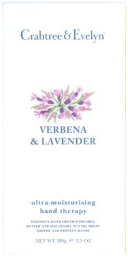 Crabtree & Evelyn Verbena & Lavender creme hidratante para mãos 2