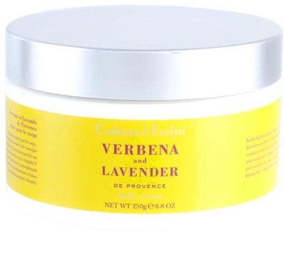 Crabtree & Evelyn Verbena & Lavender crema de corp