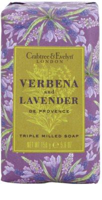 Crabtree & Evelyn Verbena & Lavender erfrischende und feuchtigkeitsspendende Seife