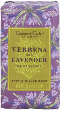 Crabtree & Evelyn Verbena & Lavender mydło nawilżająco-odświeżające