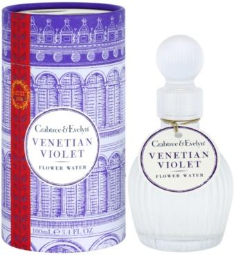 Crabtree & Evelyn Venetian Violet туалетна вода для жінок