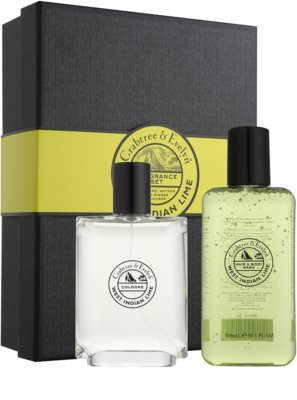 Crabtree & Evelyn West Indian Lime zestaw upominkowy
