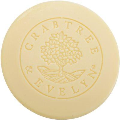Crabtree & Evelyn West Indian Lime sabonete de brabear recarga