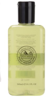 Crabtree & Evelyn West Indian Lime Duschgel