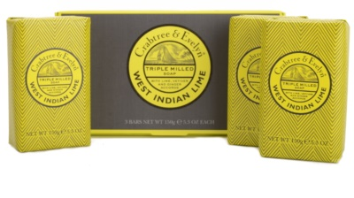 Crabtree & Evelyn West Indian Lime mydło w kostce