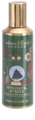 Crabtree & Evelyn Windsor Forest spray para o lar