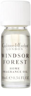 Crabtree & Evelyn Windsor Forest vonný olej