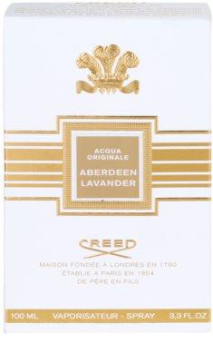 Creed Acqua Originale Aberdeen Lavander парфюмна вода унисекс 4