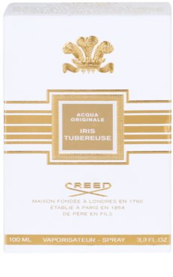Creed Acqua Originale Iris Tubereuse parfémovaná voda pre ženy 4