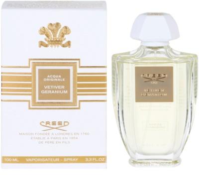 Creed Acqua Originale Vetiver Geranium Eau de Parfum for Men