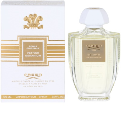Creed Acqua Originale Vetiver Geranium Eau De Parfum pentru barbati