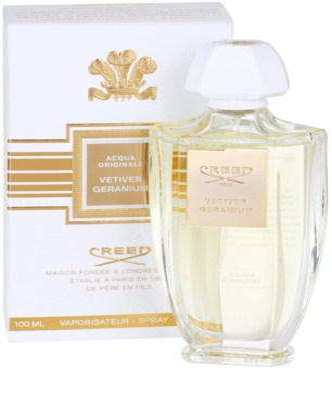 Creed Acqua Originale Vetiver Geranium woda perfumowana dla mężczyzn 1