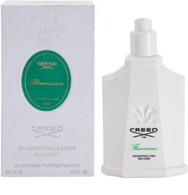 Creed Fleurissimo Körperlotion für Damen