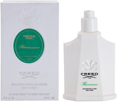 Creed Fleurissimo leche corporal para mujer