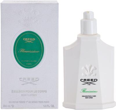 Creed Fleurissimo тоалетно мляко за тяло за жени