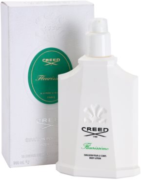 Creed Fleurissimo Körperlotion für Damen 1