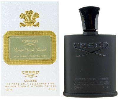 Creed Green Irish Tweed parfémovaná voda pro muže  bez rozprašovače