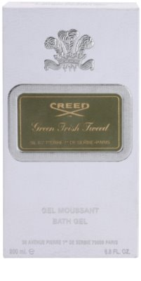 Creed Green Irish Tweed tusfürdő férfiaknak 3