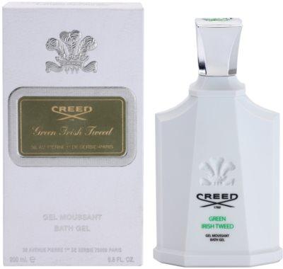 Creed Green Irish Tweed гель для душу для чоловіків