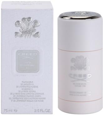 Creed Love in White desodorizante em stick para mulheres