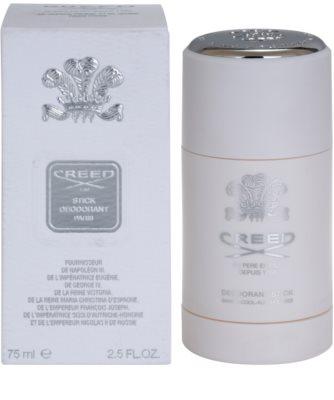 Creed Original Vetiver desodorante en barra para hombre