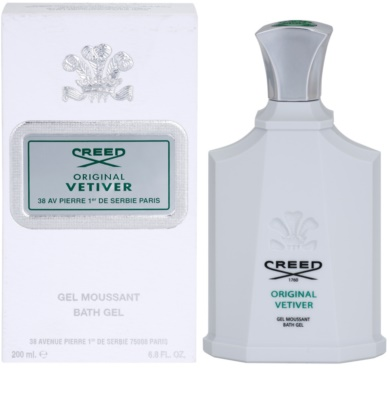 Creed Original Vetiver sprchový gel pro muže