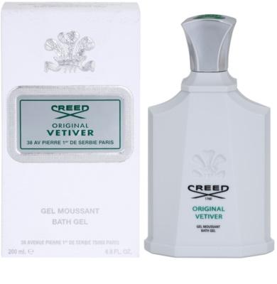 Creed Original Vetiver tusfürdő férfiaknak