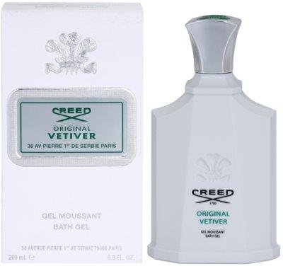 Creed Original Vetiver гель для душу для чоловіків