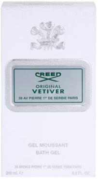 Creed Original Vetiver tusfürdő férfiaknak 2