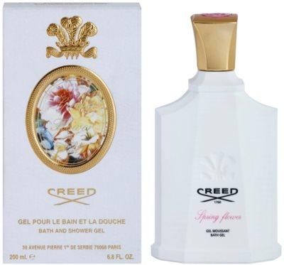 Creed Spring Flower Duschgel für Damen