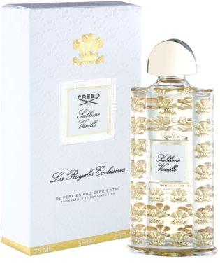 Creed Sublime Vanille eau de parfum unisex 1