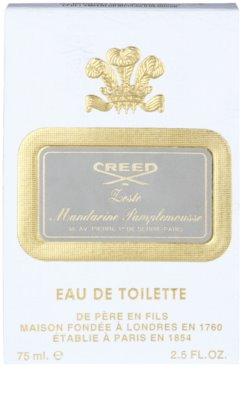 Creed Zeste Mandarine Pamplemousse Eau de Toilette unisex 4