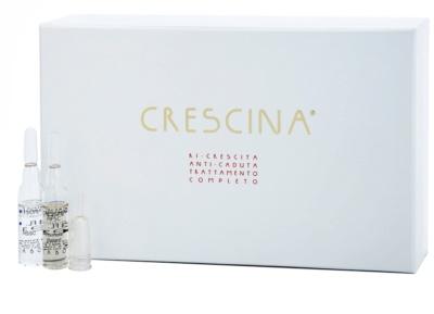 Crescina HFSC 500 Ampullen gegen mittelstarken und fortschreitenden Haarausfall für Herren