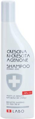 Crescina Re-Growth Agenone 200 шампоан против започващо уредяване на косата за жени
