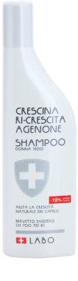 Crescina Re-Growth Agenone 1300 Șampon împotriva părului subțiat avansat pentru femei