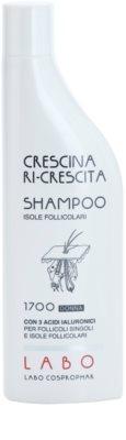 Crescina Re-Growth Follicular Islands 1700 Shampoo gegen beginnenden Haarausfall für Damen