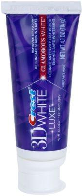 Crest 3D White Glamorous White dentífrico