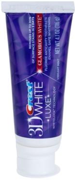 Crest 3D White Glamorous White pasta de dientes