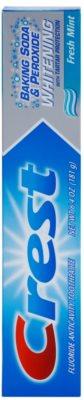 Crest Baking Soda & Peroxide intenzivní bělicí zubní pasta 3